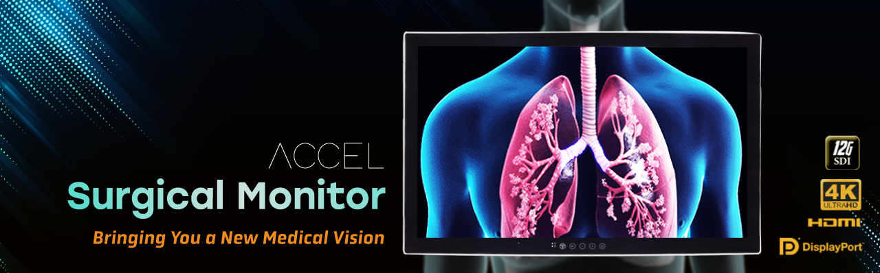 ACCEL M3201-Bring you a new Medical Vision.
