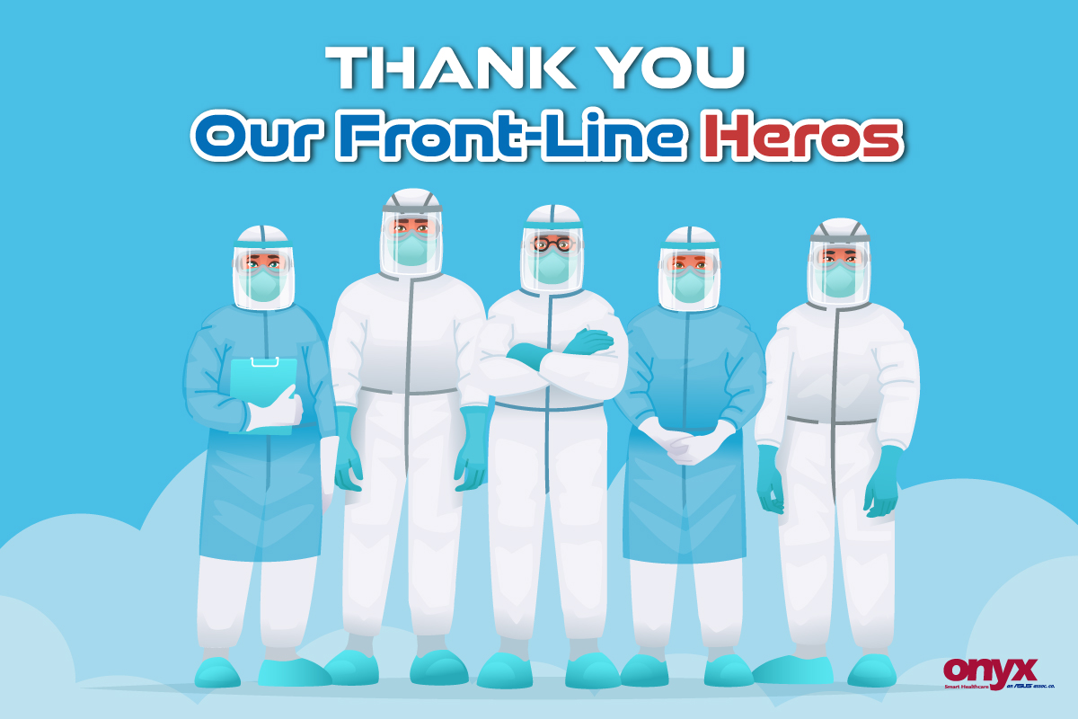 THANKS YOU Our Front-Line Heros