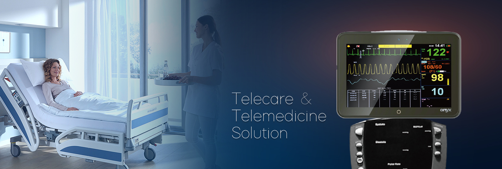 Telecare & Telemedicine Solution