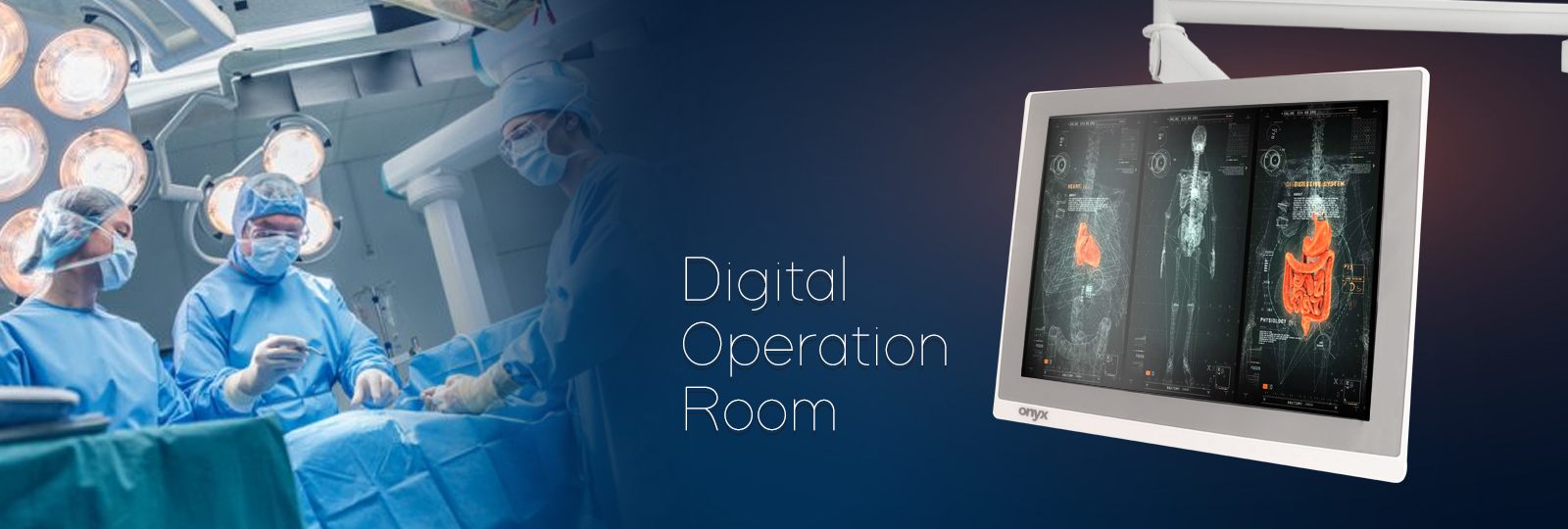 Digital Operation Room Solution