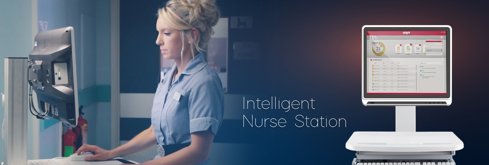 Intelligent Nurse Station