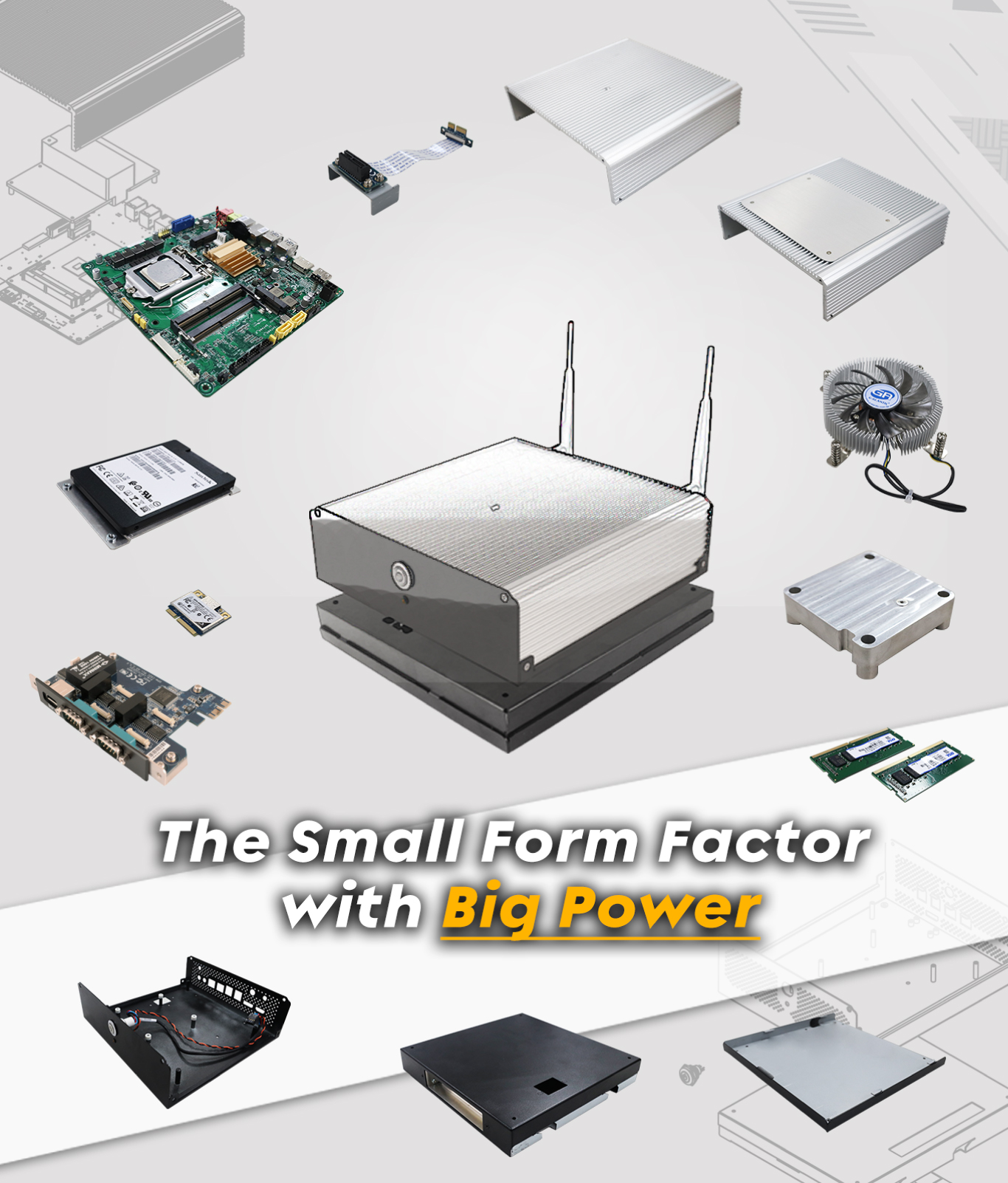 The Small Form Factor with Big Power