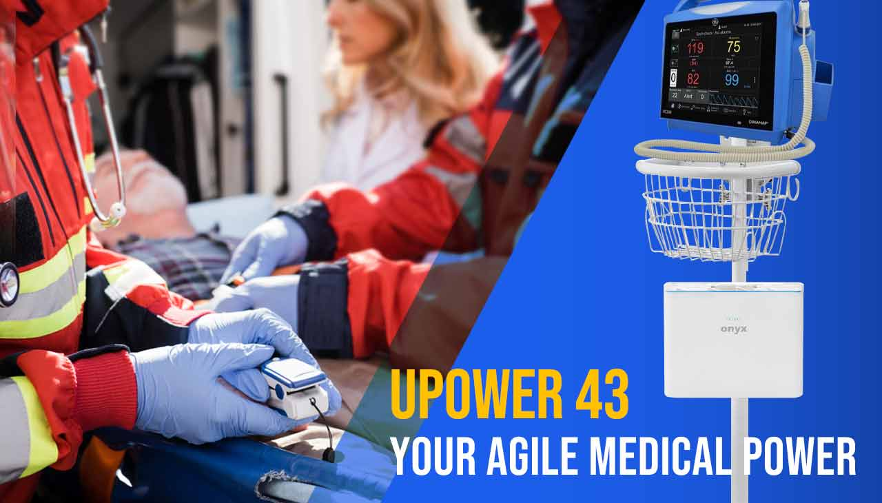 UPower 43-Your Agile Medical Power Part 2