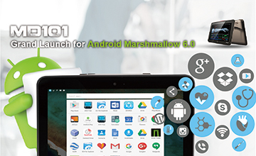 MD101 Grand Launch for Android Marshmallow 6.0