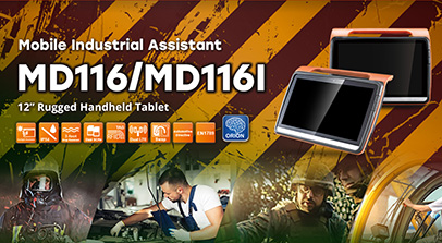 Mobile Industrial Assistant-MD116/MD116i