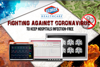 Fighting Against Coronavirus to Keep Hospitals Infection-Free